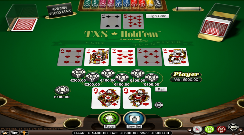 Turbo Casino Texas Hold'em