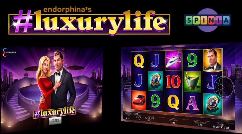 Luxury Life Spinia Casino